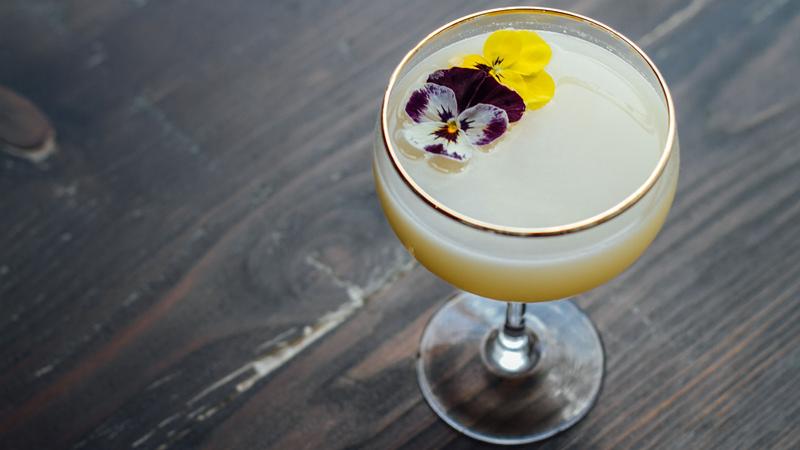 Blindfolded Bowman Cocktail