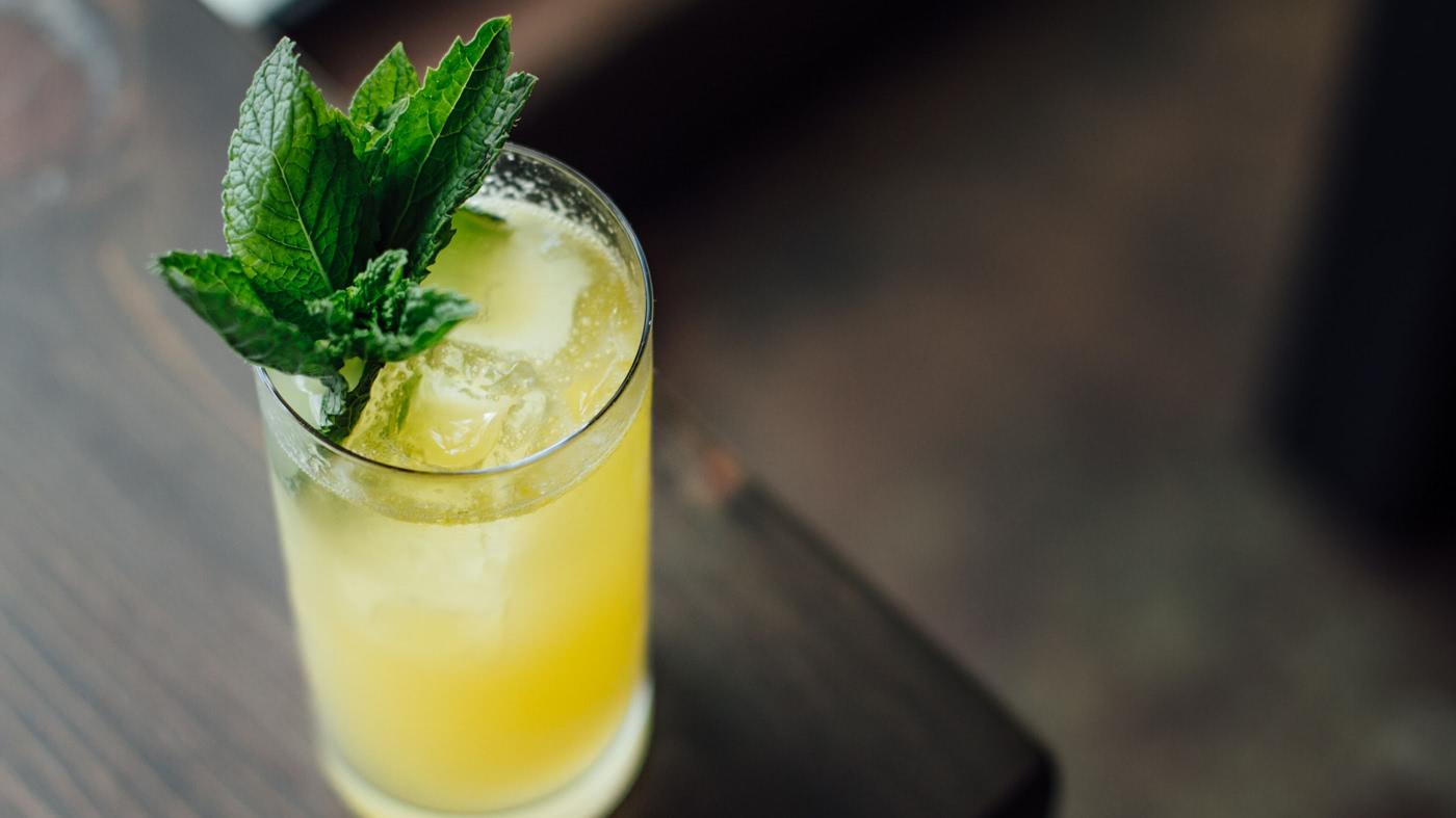 Dark Passenger Cocktail