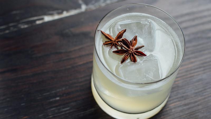 Estrella de Oaxaca Cocktail