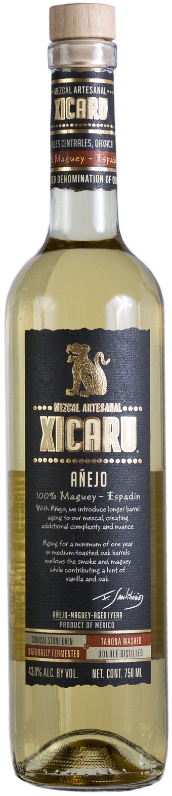 xicaru anejo bottle